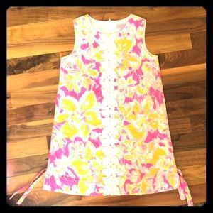 Lilly Pulitzer girls dress size 6.